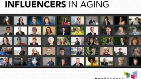 NEXT AVENUE INFLUENCERS IN AGING
